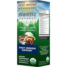 Host Defense Stamets 7 Extract 2oz