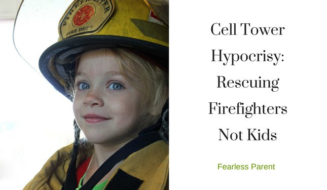 "URGENT California Bill SB649  must be defeated! ""Cell Tower Hypocrisy: Rescuing Firefighters Not Kids"" See update below."