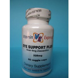 VITAMIN EXPRESS Eye Support Plus 60 veggie caps - Vitamin Express