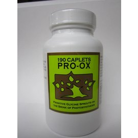 The Enzyme Company PRO-OX 190 caplets
