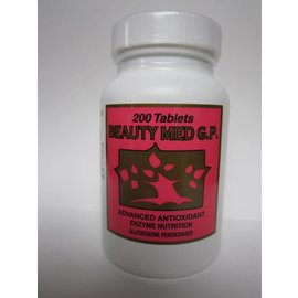 The Enzyme Company Beauty Med G.P. 200t