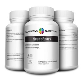 COGNITIVE NUTRITION NeuroSpark Aniracetam 750mg 60c