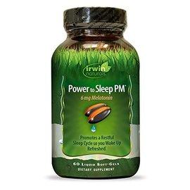 Power To Sleep PM 6mg Melatonin 50sg