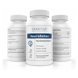 COGNITIVE NUTRITION NeuroReGen 20mg 30caps