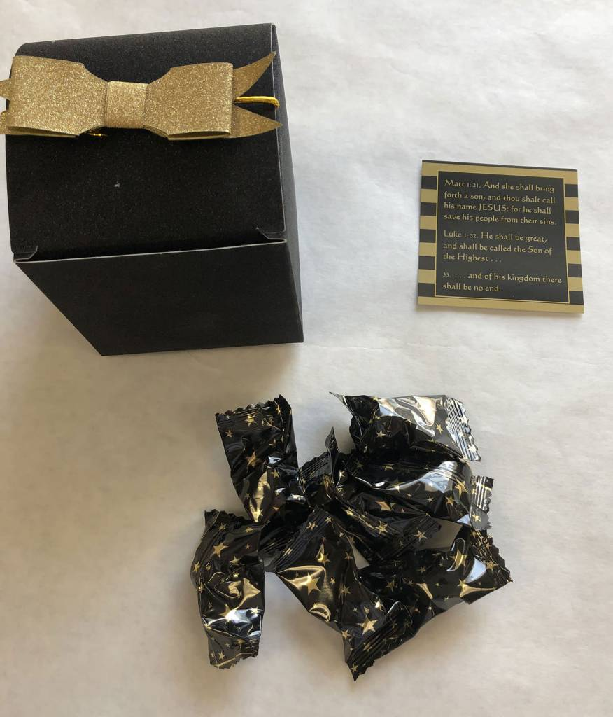 Popcorn Tree January 2019 Ministering Gift