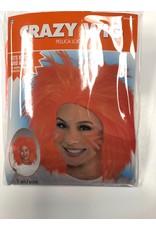 Crazy Wig - Orange