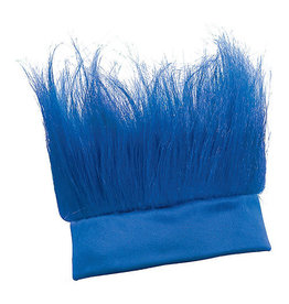 FUN EXPRESS Crazy Hair Headband - Blue