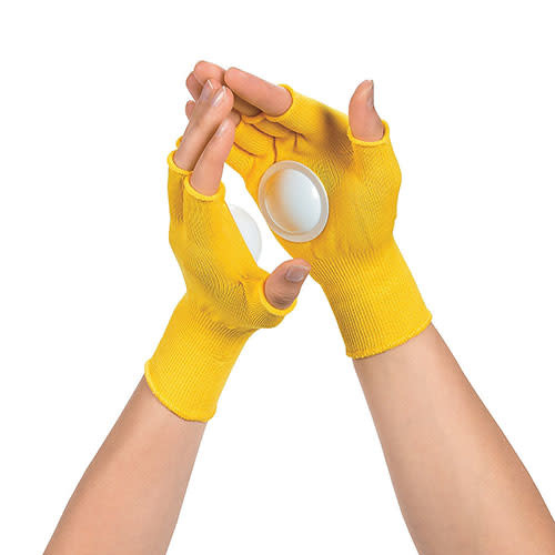 FUN EXPRESS Team Clapping Gloves - Yellow