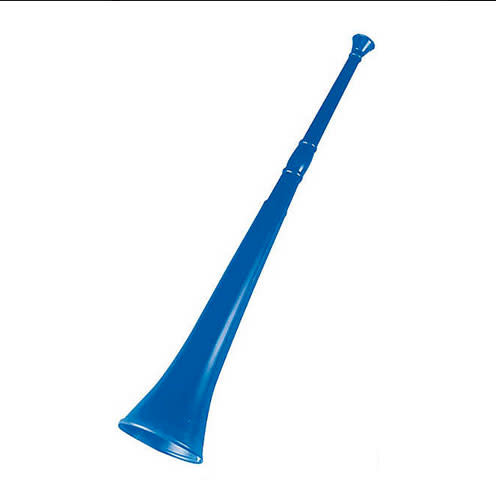 FUN EXPRESS Spirit Horn - Blue