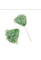 Beistle Spirit Pom-Pom - Green/White