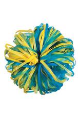 FUN EXPRESS Spirit Pom-Pom - Yellow/Blue