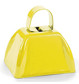 FUN EXPRESS Cowbell - Yellow