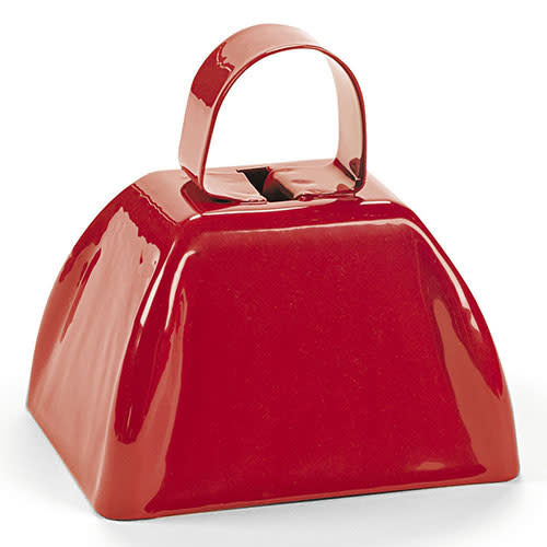 FUN EXPRESS Cowbell - Red