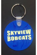 """2"""" Keychain - Sky View"""