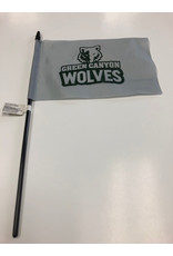 Stick Flag - Green Canyon