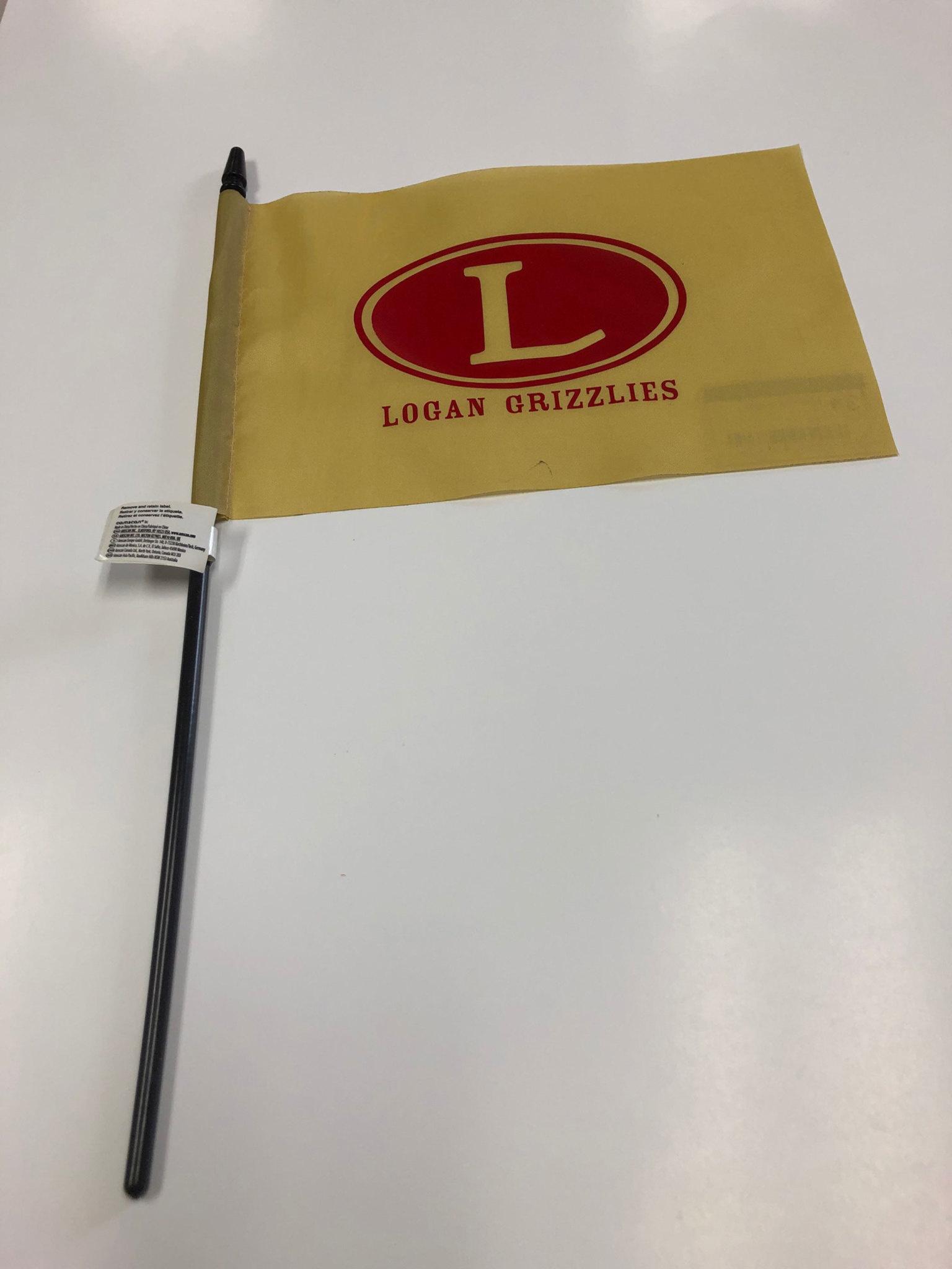 Stick Flag - Logan