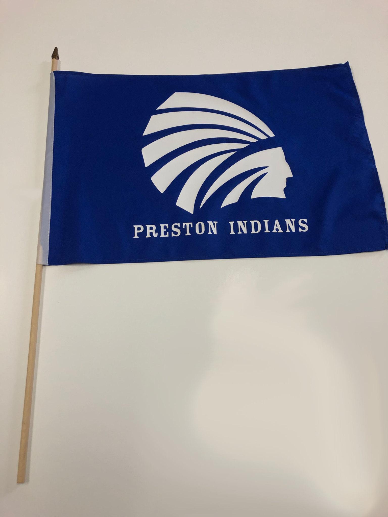 School Spirit Flag - Preston
