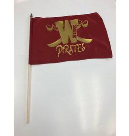 School Spirit Flag - West Side