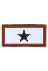 Lapel Pin - Blue Star Service