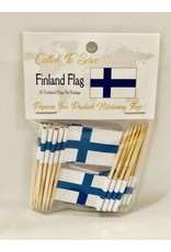 Toothpick Flags - Finland