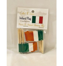 Toothpick Flags - Ireland