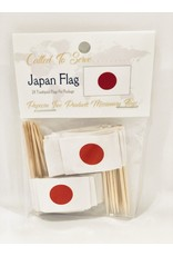 Toothpick Flags - Japan