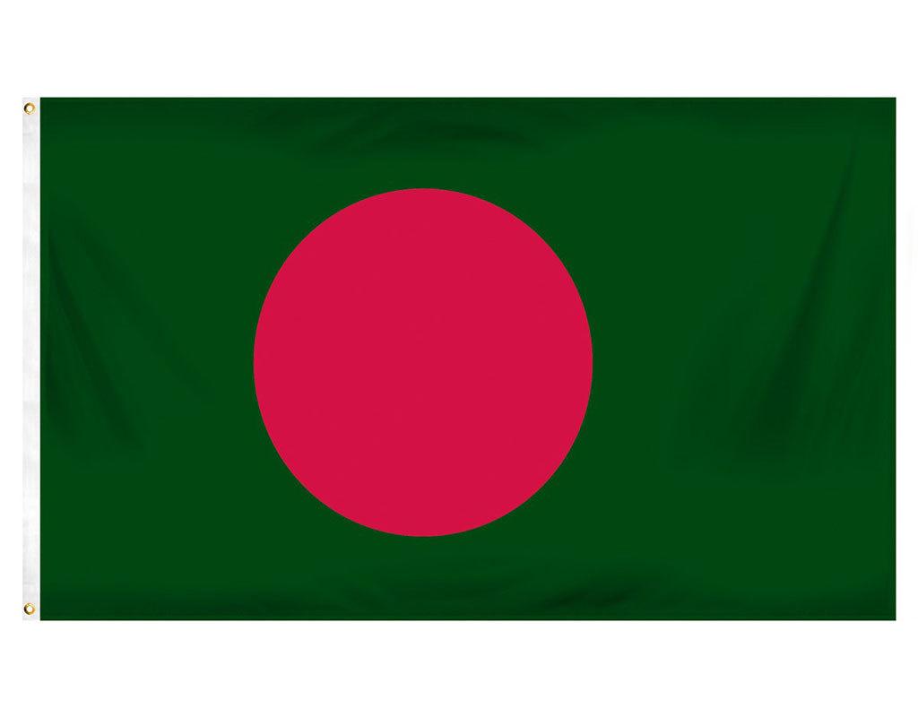 Flag - Bangladesh 3'x5'