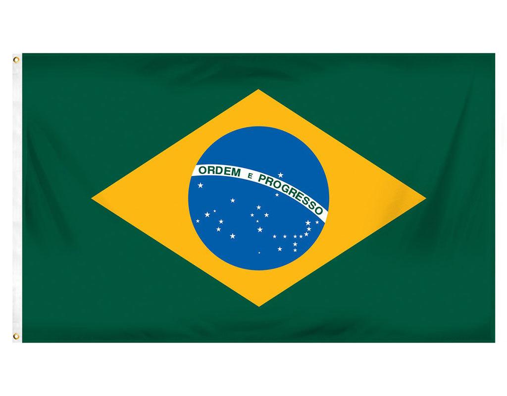 Flag - Brazil 3'x5'