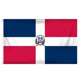 Flag - Dominican Republic 3'x5'