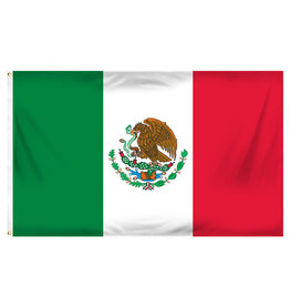 Flag - Mexico 3'x5'