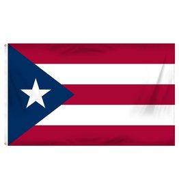 Flag - Puerto Rico 3'x5'