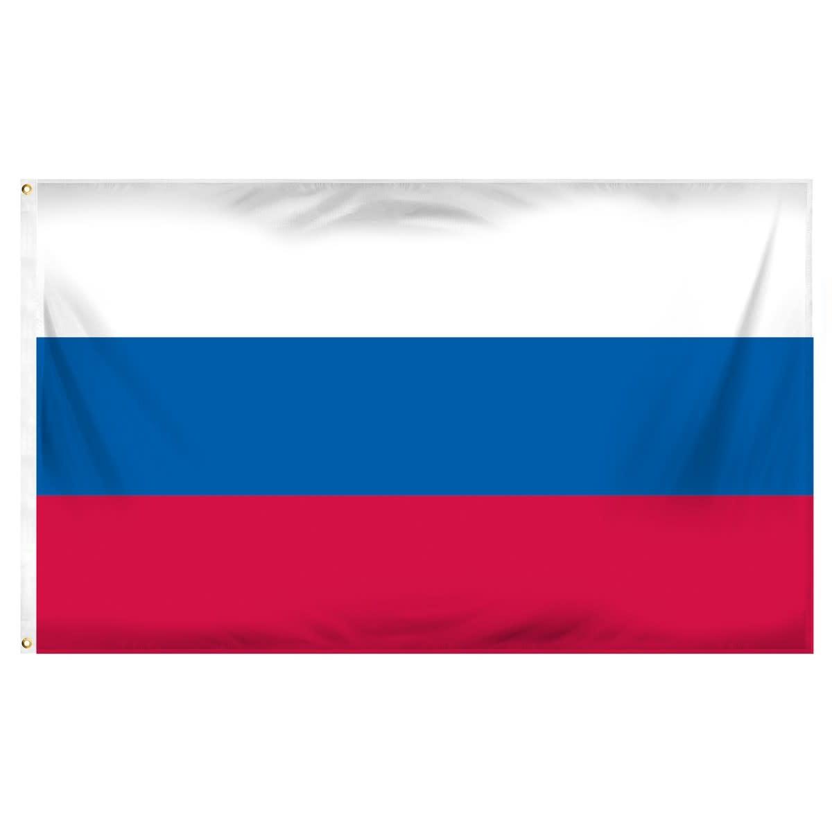Flag - Russia 3'x5'