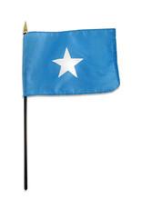 """Stick Flag 4""""x6"""" - Somalia"""