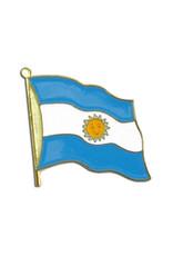 Lapel Pin - Argentina Flag