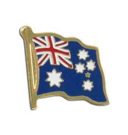 Lapel Pin - Australia Flag