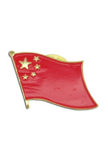 Lapel Pin - China Flag