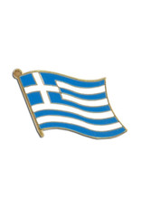 Lapel Pin - Greece Flag