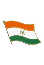Lapel Pin - India Flag