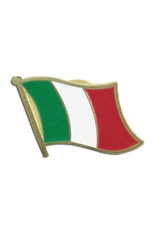 Lapel Pin - Italy Flag