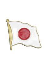 Lapel Pin - Japan Flag