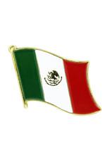 Lapel Pin - Mexico Flag