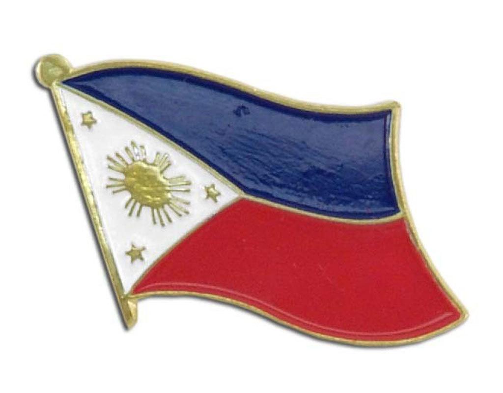 Lapel Pin - Philippines Flag