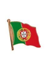 Lapel Pin - Portugal Flag