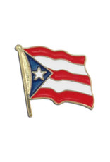 Lapel Pin - Puerto Rico