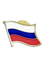 Lapel Pin - Russian Flag
