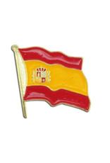 Lapel Pin - Spain Flag