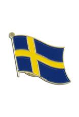 Lapel Pin - Sweden Flag