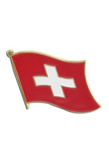Lapel Pin - Switzerland Flag