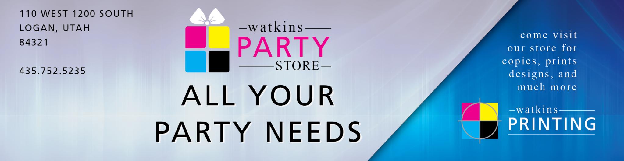 Watkins Party Store