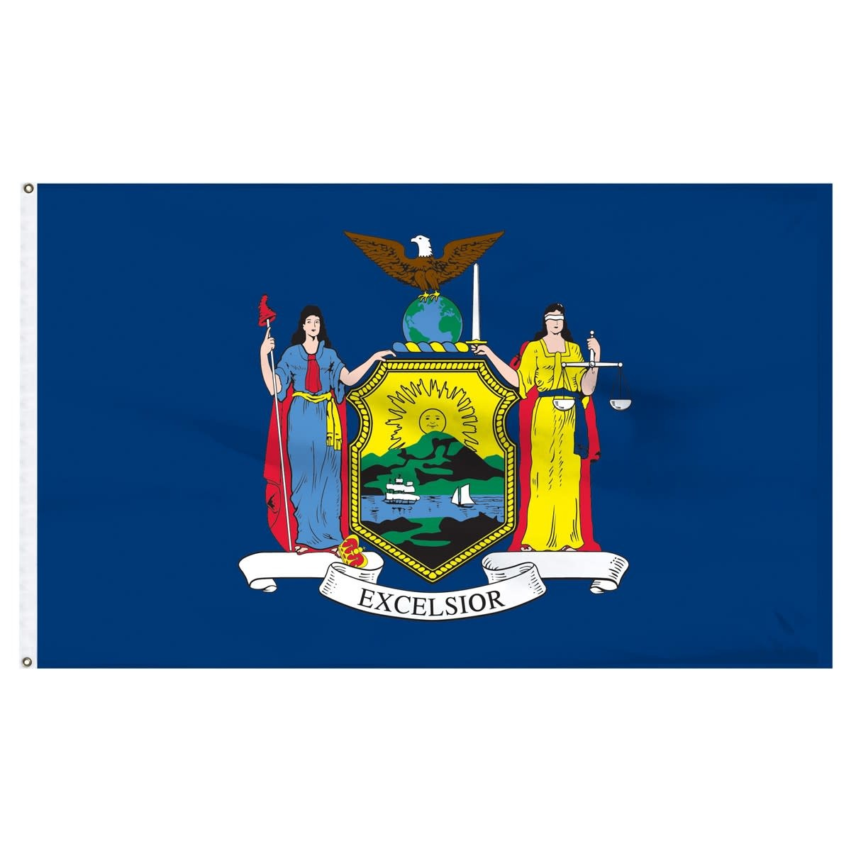 Flag - New York  3'x5'